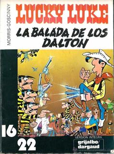 LUCKY LUKE - LA BALADA DE LOS DALTON (1976)