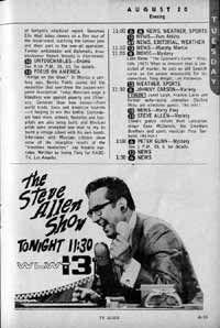 1963 ad in tv guide magazine -