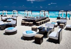 riviera maya and cancun beaches including resort photos