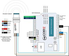 Wiring a Metal Detector with NPN Proximity Sensor on Arduino   14Core.com