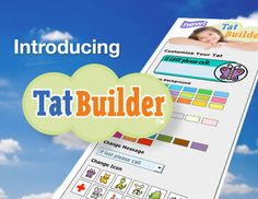 "SafetyTat temporary tattoos for kids. Read ""If Lost Please call"" and list a parent's mobile phone number. TatBuilder allows you to design your own custom tattoo personalized with your info."