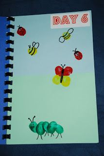 My LDS & Other Projects: I Am Thankful for Birds and Insects (Primary Manual 1, Lesson 13)