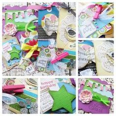 Gorgeous Gift Tag Kit DIY - Make your Own Gift Tags - Koko Vanilla Designs Birthday Tags, 30 Gifts, Card Making Kits, Make Your Own, How To Make, Unique Cards, Different Shapes, Diy Kits, Design Your Own