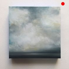 Original oil paintings by Bellingham, WA based artist Sharon Kingston. Atmospheric and Abstracted landscape paintings inspired by the words of Rilke Abstract Landscape Painting, Seascape Paintings, Landscape Art, Landscape Paintings, Oil Paintings, Abstract Oil, Contemporary Abstract Art, Modern Art, Mountain Paintings