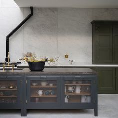 Plain English Projects | Traditional Kitchen Designs