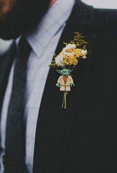 20 Unique Boutonniere Ideas | Brides.com