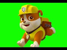 Making Rubble from Paw Patrol - YouTube