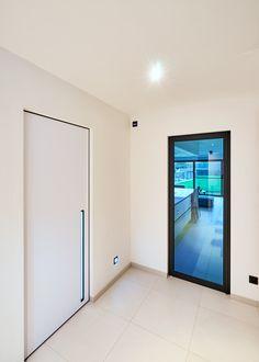 Fotogalerij glazen deuren met kader | Anyway Doors
