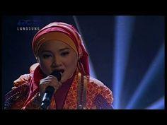 FATIN - Girl on Fire (Alicia Keys) - GALA SHOW 3 - X Factor Indonesia (8 Maret 2013)