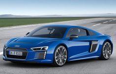 Audi R8 e-tron Concept car