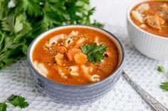 Zupa ogonowa – prosty przepis Ethnic Recipes, Food, Essen, Meals, Yemek, Eten