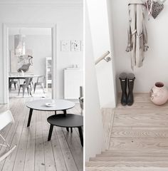 Loving these ash stained floors!