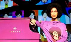 A Piano and a Microphone tour promo photo. Prince, why did you have to leave us?