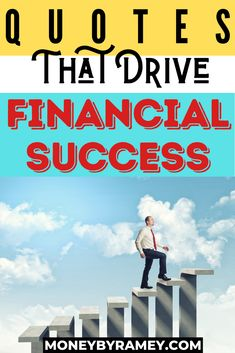 Get motivated in achieving Financial Freedom with our top picks of Finance and Motivational quotes. Click the photo to learn more about Quotes that Drive Financial Success. #ideas #motivation #inspiration #finance #personalfinance #financialplanning #financialfreedom #wisdom #mindset #successfulpeople #staymotivated #positive