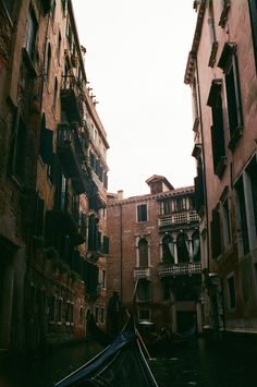 Venice. 35mm Film Photography