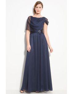 Summer Mother Bride Dresses | Affordable Elegant Summer Long Chiffon Mother Of The Bride Dresses US ...