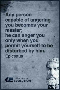 Wisdom Quotes : QUOTATION – Image : As the quote says – Description Who is your master…anger? Wise Quotes, Quotable Quotes, Great Quotes, Motivational Quotes, Inspirational Quotes, Anger Quotes, Socrates Quotes, Wisdom Sayings, Philosophy Quotes