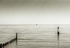 Sailboat - calm sea