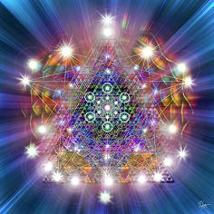 """""""The Universe is vibration and [sacred] geometry is vibration manifest on the visual, time/space planes."""" ~ Charles Gilchrist"""