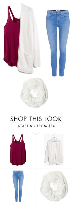 """""""Untitled #76"""" by madelyn-anderson-1 on Polyvore featuring prAna, Madewell, Paige Denim and Betsey Johnson"""
