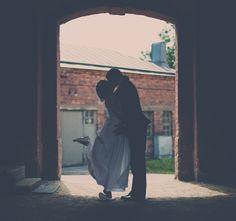 Newlyweds <3 #wedding #portrait Valokuva Satu Mali