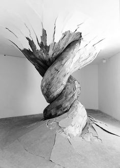 Treetwirl | henrique oliveira — Patternity
