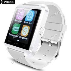 New U Watch U8 Bluetooth Smart Dial Bracelet Watch Phone Waterproof 3s Apple Samsung Andrews WWT-303446