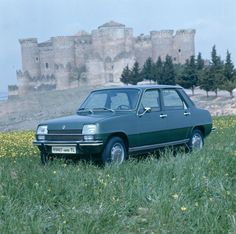 Spanish Renault 5...they don't like hatchbacks in Spain...just pig ugly sedans