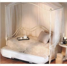 Day Bed Canopy Idea