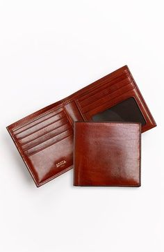 Bosca 'Hugo Bosca - Old Leather' Bifold Wallet available at #Nordstrom
