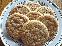 Homemade Gingersnap Snickerdoodles Cookies (2 Dozen)
