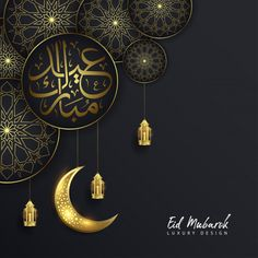 Royalty-Free Vector Images by RantauCreative (over Nocturne, Luxury Background, Metal Background, Eid Mubarak Background, Dove And Olive, Glitter Backdrop, Certificate Design, Mandala Design, Islamic Art