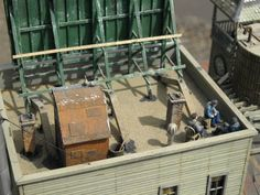 """Railroad Line Forums - The Gallery: May 2010 """"Up On The Roof"""""""
