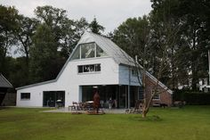 Architectenbureau Jules Zwijsen | Verbouw en aanbouw boerderij Achterhoek