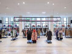 Valentino, Prada und Co. bis zu 60 Prozent reduziert. Das gibt es im ersten Store von Saks Off 5th Avenue in Deutschland