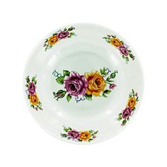 Bulk Buys Melamine bowl assorted designs Set of 36 ** Read more reviews of the product by visiting the link on the image.