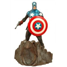 Captain America (Heroic Age) - Marvel Select - Action Figure