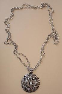 Necklace - Ref. YCMNECMET - http://yucamar.blogspot.pt