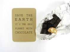 Save the earth it's the only planet with by constarlation on Etsy, €3.50