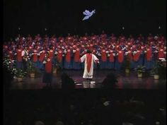 """Mississippi Mass Choir """"Lord We Thank You"""" - YouTube"""