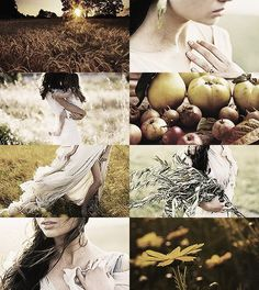 Lughnasadh ★ Lammas ★ Harvest