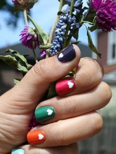 Valentijn Nail Art | Lily's Beauty & Lifestyle