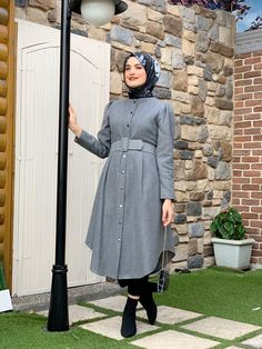 Hijab Fashion Inspiration, Style Inspiration, Good Living Room Colors, Flamingo Wallpaper, Funny Education Quotes, Beautiful Dresses, Eye Makeup, Ootd, Fashion Outfits