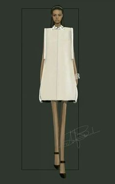 """Lady Like"" Sketch 