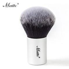 Matto Kabuki Brush Big Powder Brush Cosmetics Makeup Brush Soft Synthetic Blush Power Brush for Make Up Tools 1pcs