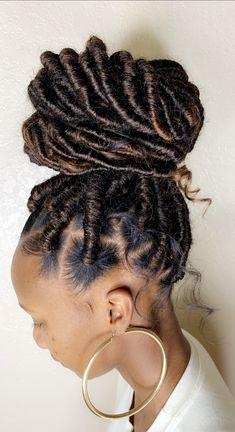 Goddess Locs, Box Braids, Dreadlocks, Hair Styles, Beauty, Hair Plait Styles, Box Braid, Hair Makeup, Hairdos