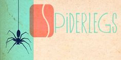 Spiderlegs - Webfont & Desktop font « MyFonts