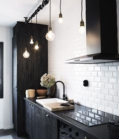 hanging lamps + cheap lighting