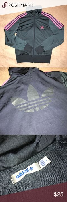Adidas Sport Jacket NWOT New, without tags spirt jacket. Got it as a present did not wear,  not really my style! adidas Jackets & Coats