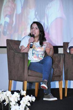 FalAção - Nathalie contou como a experiência de protagonista lhe ajudou a ter determinação para conseguir uma vaga no curso de Psicologia em uma Universidade Federal no Paraná.